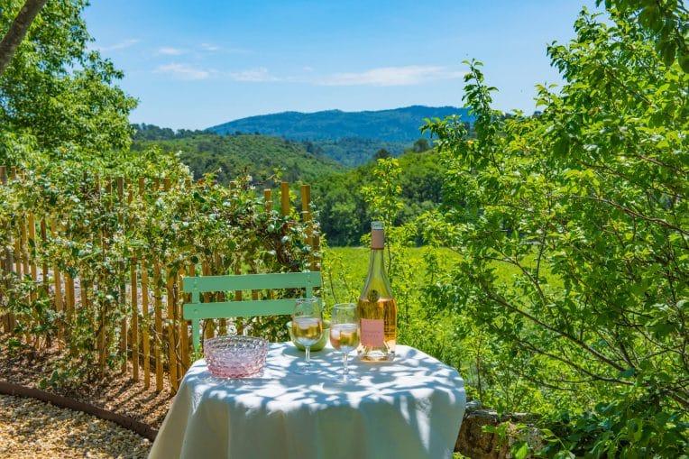 location meublée gite Provence